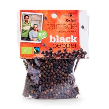 BIO Black Peppercorns 85g