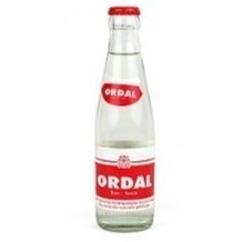 Ordal Gas 20 CL Glas (Empty bottles + Crate) x12