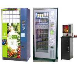 Fair Trade vending automaten