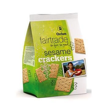 Crackers met sesam 250g
