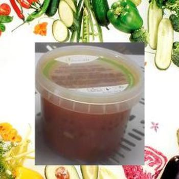 Tomato-Vegetable Soup + Meatballs - to pick up 275ml x12