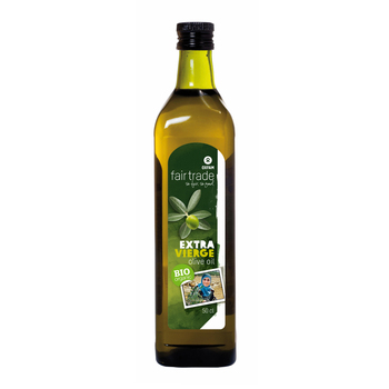 Organic vierge olive oil 75cl