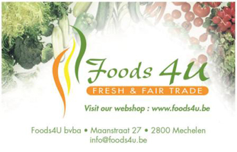 Foods 4 U - Practical Information